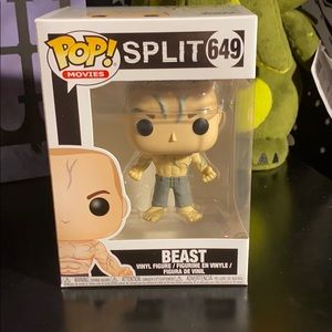 NIB Funko Pop Beast Split